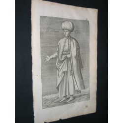 Orientalist figure