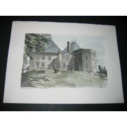 Châteaux de la Dombes: Genoud