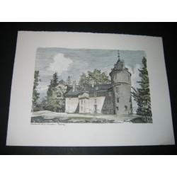 Châteaux de la Dombes: Belvey