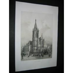 Paris: Saint Séverin