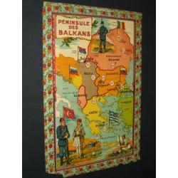 Peninsula of the balkan