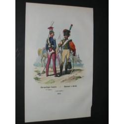 Garde Impériale. 1811