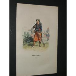 Sergent de Zouaves. 1846