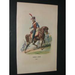Artillerie à cheval. 1795