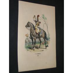 1er Carabiniers. 1812