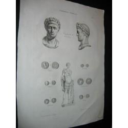 Empereurs, Césars
