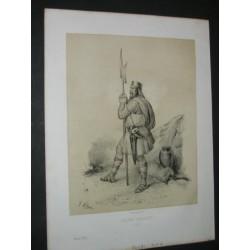 Soldat Visigoth