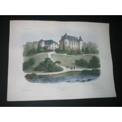 Château de Railly-sur-Cure