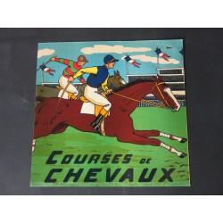 """Game """"la course de chevaux"""""""