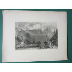 The Jungfrau (Suisse)