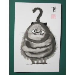 Tibay original ink. Cat.