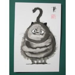 Tibay original ink. Cat.