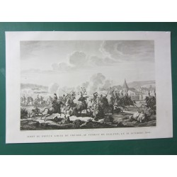 Mort du prince Louis de Prusse
