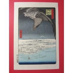 Hiroshige. 100 vues d'Edo.